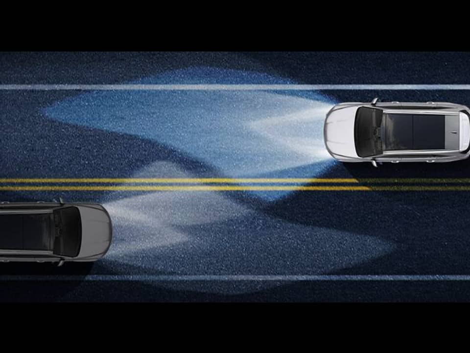 High Beam Assist - (HBA)